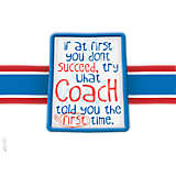 Coach - If At First You Don't Succeed