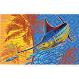 Guy Harvey® - Endless Summer Marlin Palm Tree
