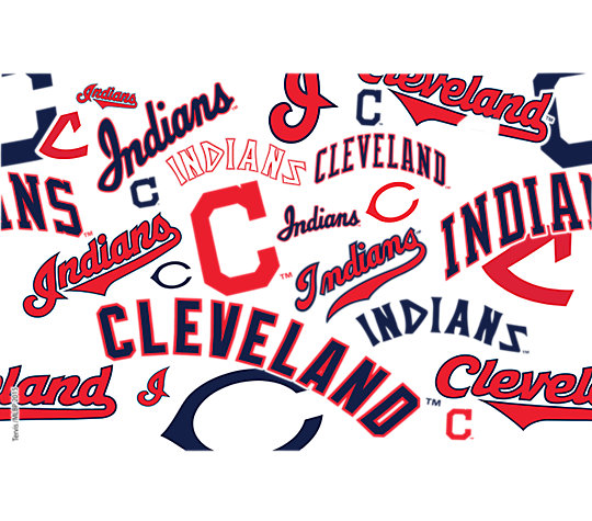 MLB® Cleveland Indians™ All Over image number 1