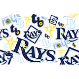 MLB® Tampa Bay Rays™ All Over