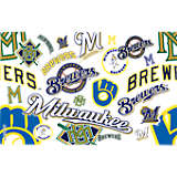 MLB® Milwaukee Brewers™ All Over