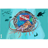 Guy Harvey® - Lobster Diving