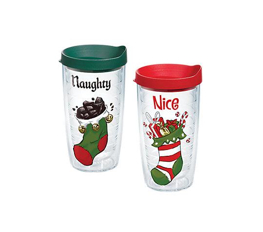 Naughty or Nice Christmas Stockings