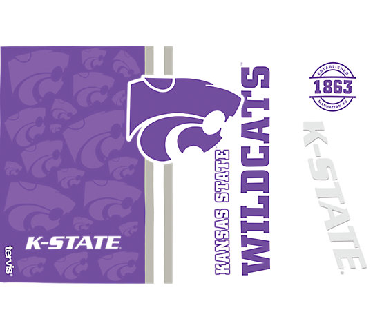 Kansas State Wildcats College Pride image number 1