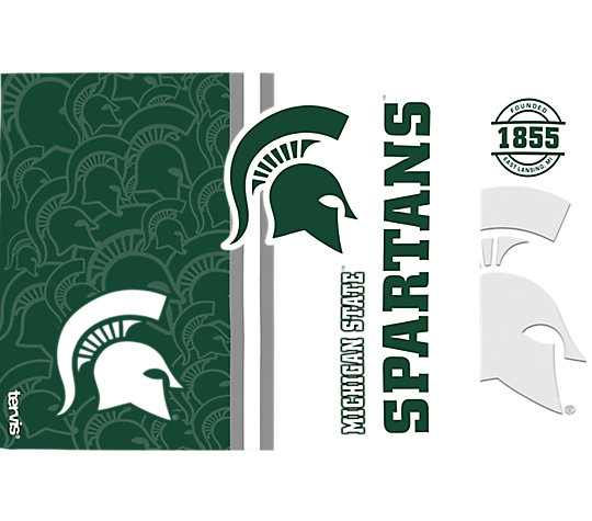 Michigan State Spartans College Pride image number 1