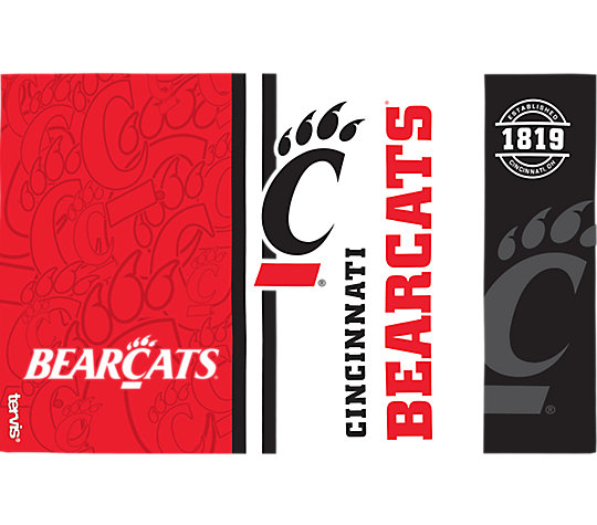 Cincinnati Bearcats College Pride image number 1