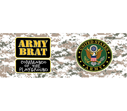 Military Army Brat image number 1