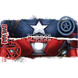 Marvel® - Captain America Movie Choose A Side Shield