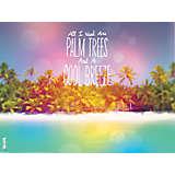 Palm Tree Cool Breeze