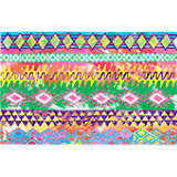 Bright Tribal Print