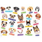 Flat Art - Dogs