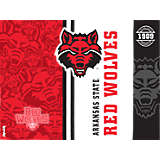 Arkansas State Red Wolves College Pride