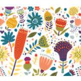 Fall Floral Print
