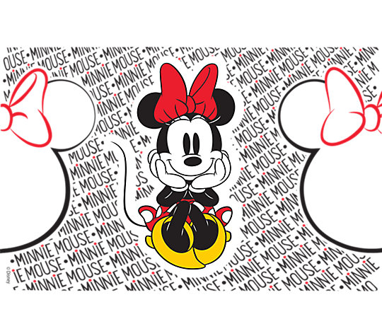 Disney - Minnie Mouse Name Pattern image number 1