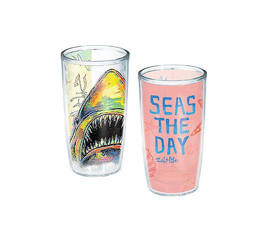 Salt Life® - Seas The Day Jawsome