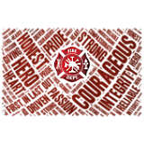 Firefighter Courageous Wordle
