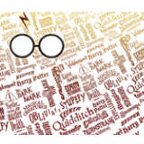 Harry Potter™ - Glasses and Scar
