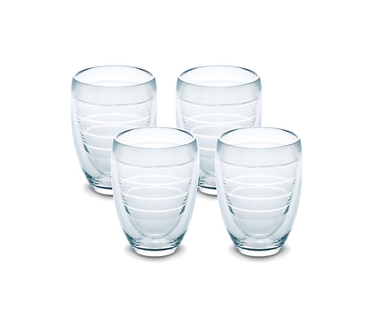 Stemless Wine Glass, Clear