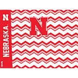 Nebraska Cornhuskers Clear Chevron