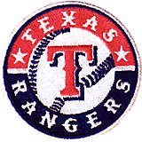 MLB® Texas Rangers™ Primary Logo