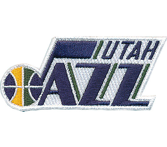NBA® Utah Jazz Primary Logo image number 1