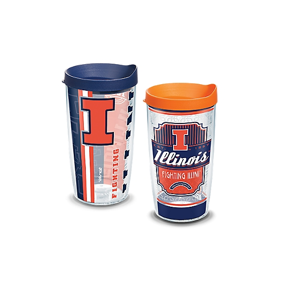 Illinois Fighting Illini College Pride and Prep