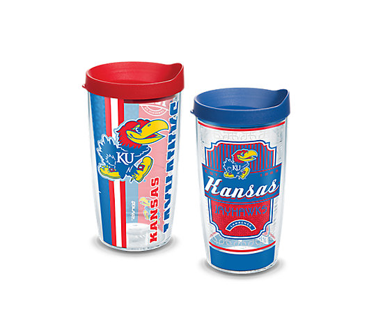 Kansas Jayhawks 2-Pack Gift Set