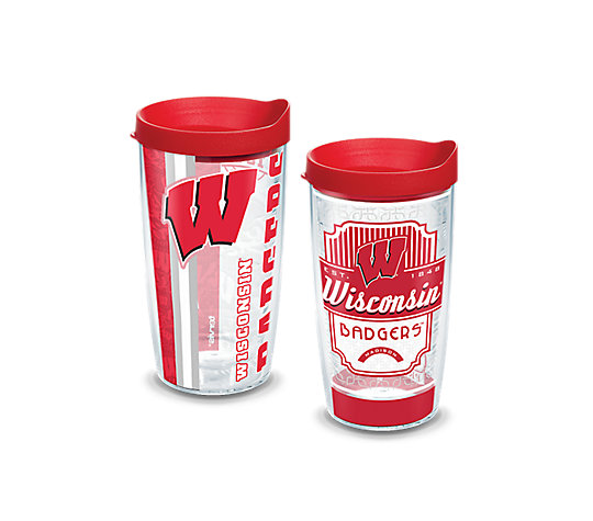 Wisconsin Badgers 2-Pack Gift Set