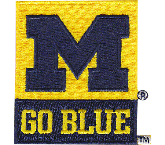 Michigan Wolverines Go Blue image number 1