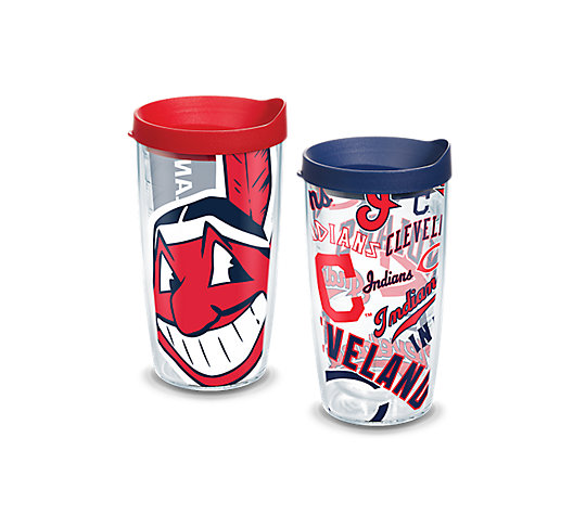 MLB® Cleveland Indians™ All Over and Colossal