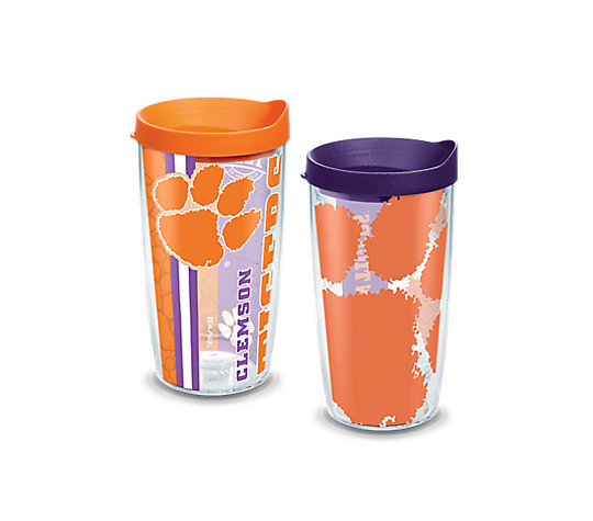 Clemson Tigers College Pride and Colossal