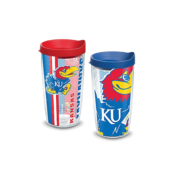 Kansas Jayhawks College Pride and Colossal