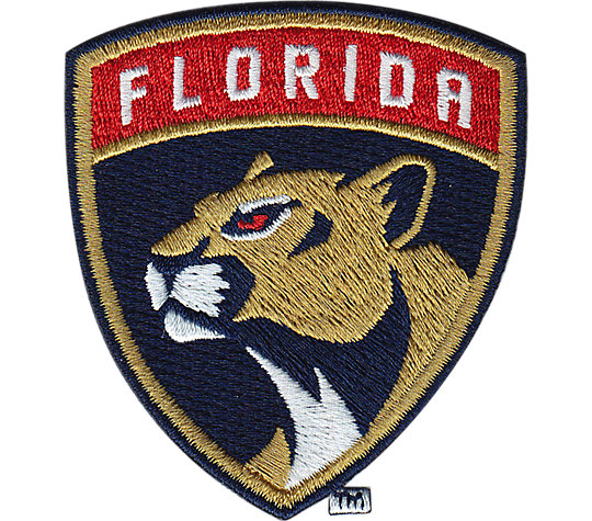 NHL® Florida Panthers® Primary Logo image number 1