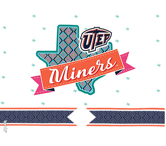 UTEP Miners Collegiate Class image number 1