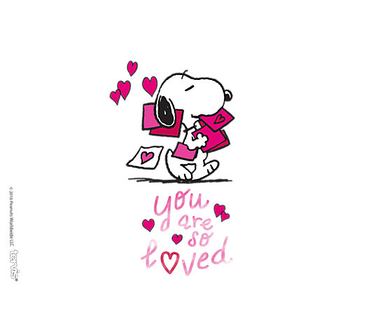 Peanuts™ - Snoopy You Are So Loved image number 1