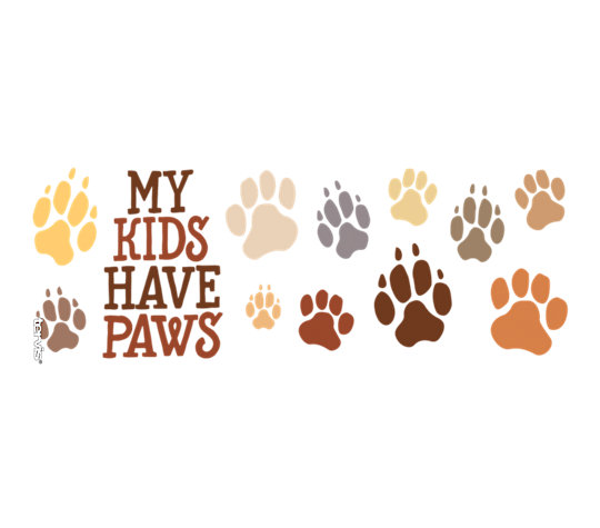 My Kids Have Paws image number 1