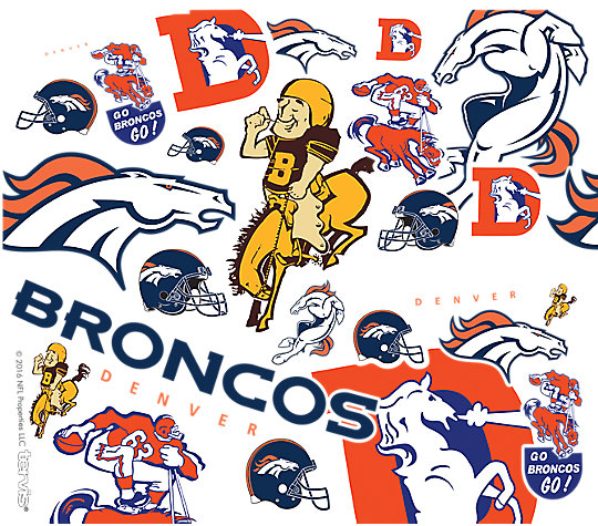 NFL® Denver Broncos All Over image number 1