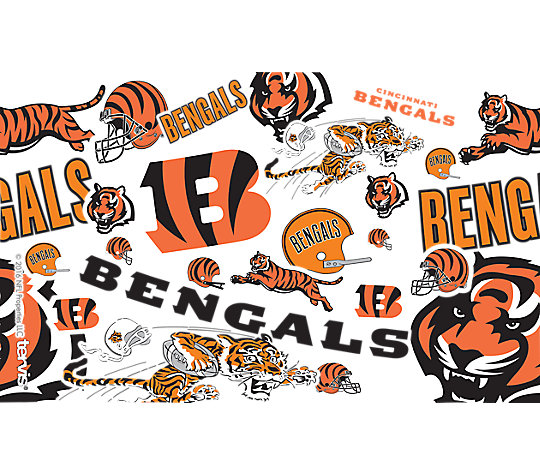 NFL® Cincinnati Bengals All Over image number 1