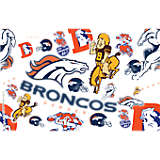 NFL® Denver Broncos All Over