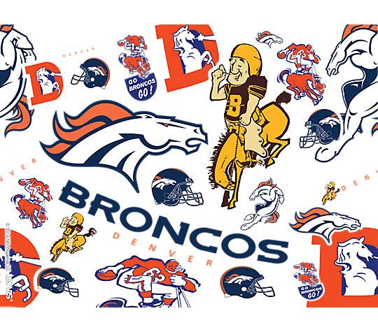 NFL® Denver Broncos All Over image number 1