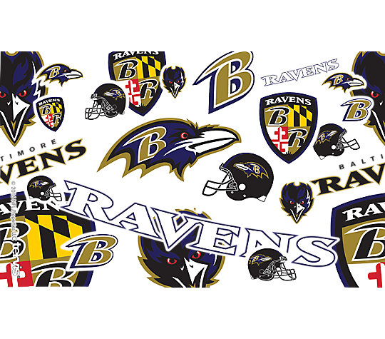 NFL® Baltimore Ravens All Over image number 1