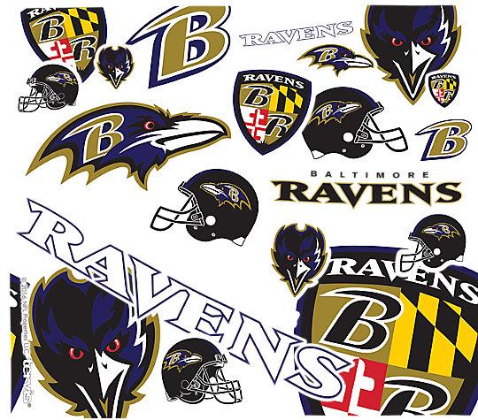 NFL® Baltimore Ravens All Over image number 1