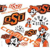 Oklahoma State Cowboys All Over