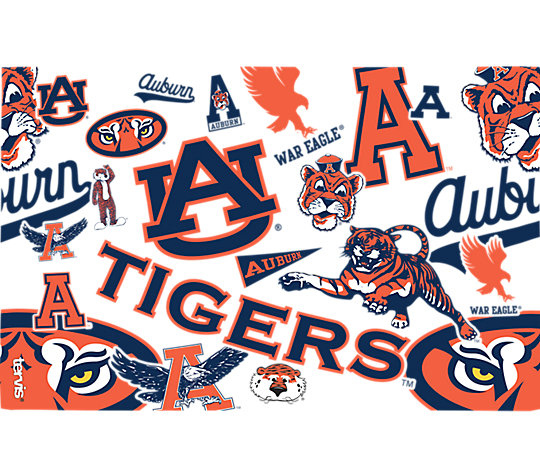 Auburn Tigers All Over image number 1