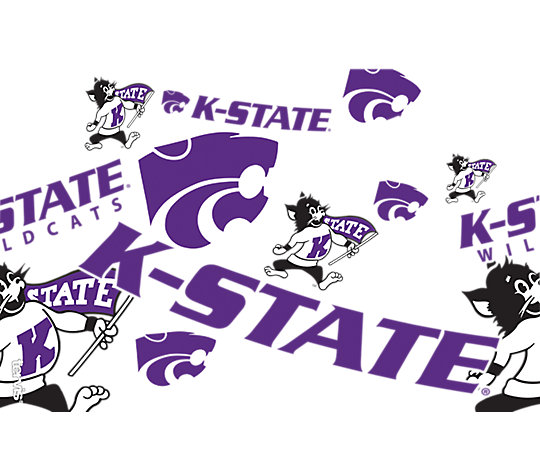 Kansas State Wildcats All Over image number 1