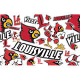 Louisville Cardinals All Over