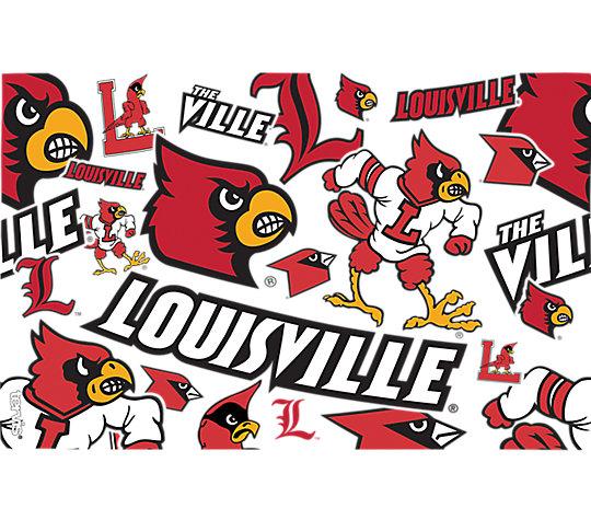 Louisville Cardinals All Over