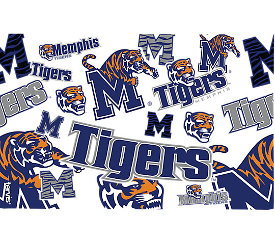 Memphis Tigers All Over image number 1