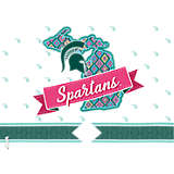 Michigan State Spartans Collegiate Class