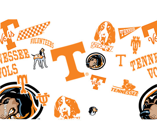 Tennessee Volunteers All Over image number 1